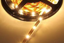 Taśma Elastic LED, 150 diod, kolor biały ciepły