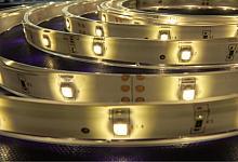 Wodnoodporna Taśma LED, 150 diod, kolor biały ciepły