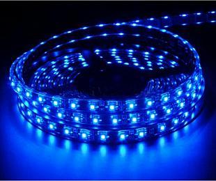listwa styropianowama LED, 150 diod, kolor niebieski