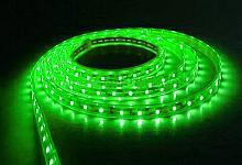 Taśma Elastic LED, 300 diod, kolor zielony