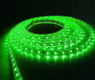 listwa styropianowama LED, 150 diod, kolor zielony