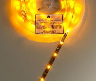 listwa styropianowama LED, 150 diod, kolor żółty