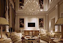 salon stylu renesansowym
