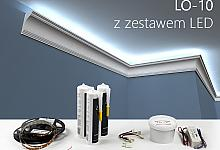 Zestaw - listwa oświetleniowa LO-10