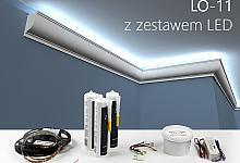 Zestaw - listwa oświetleniowa LO-11