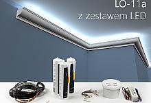 Zestaw - listwa oświetleniowa LO-11A