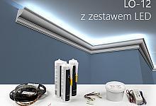 Zestaw - listwa oświetleniowa LO-12