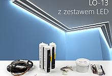Zestaw - listwa oświetleniowa LO-13