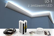 Zestaw - listwa oświetleniowa LO-1