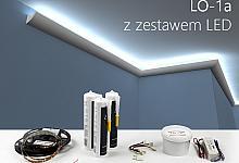 Zestaw - listwa oświetleniowa LO-1A