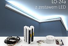 Zestaw - listwa oświetleniowa LO-24A