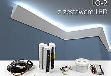 Zestaw - listwa oświetleniowa LO-2