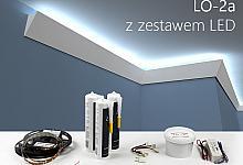Zestaw - listwa oświetleniowa LO-2A