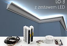 Zestaw - listwa oświetleniowa LO-3
