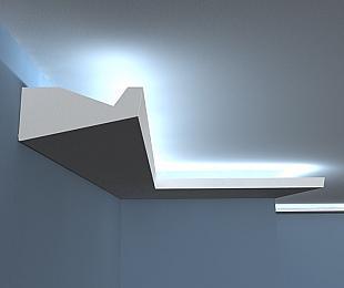 listwa styropianowaświetleniowa LO-8